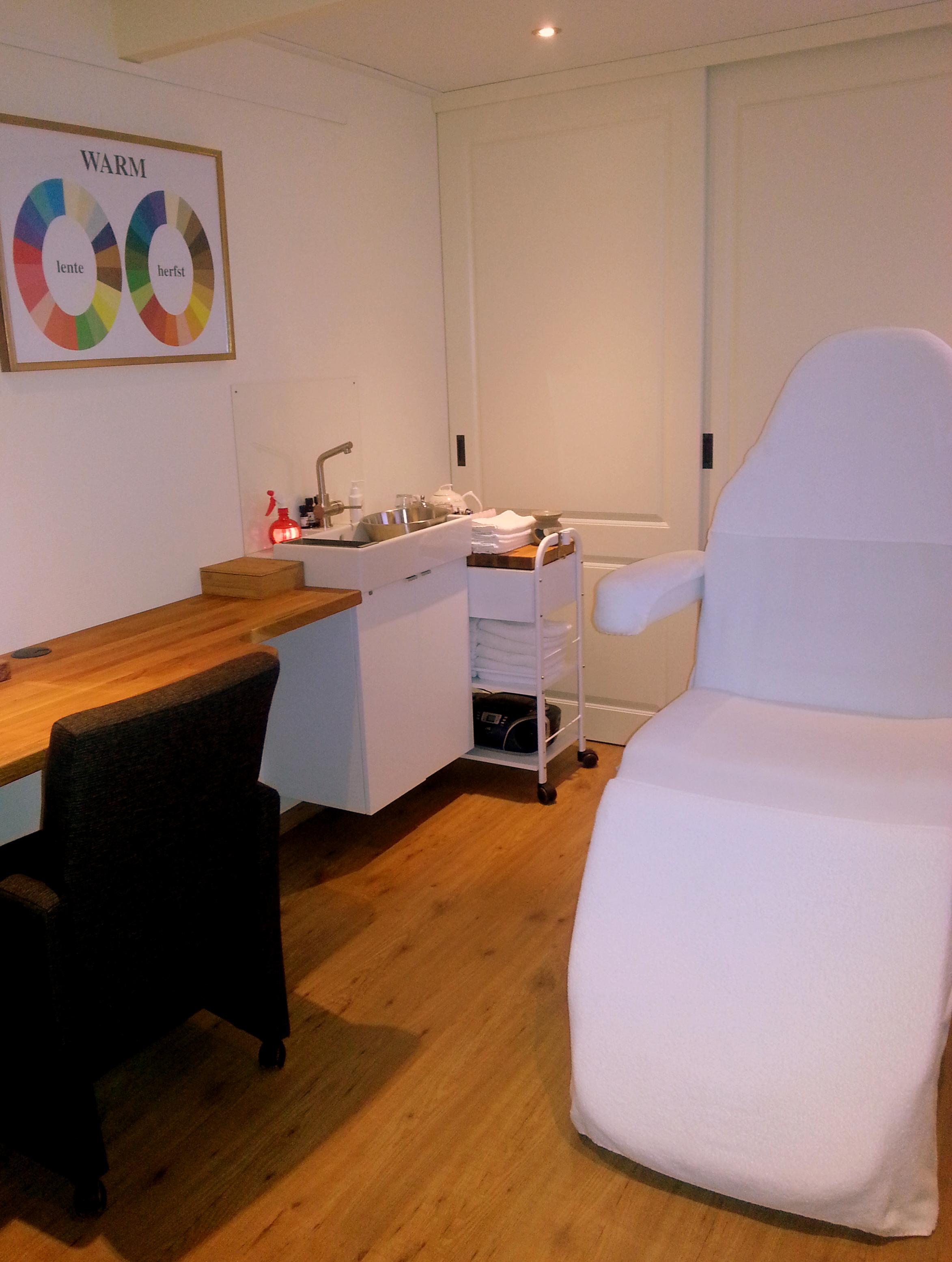 Schoonheidsspecialist 5 style - Hoe een vierkante salon te voorzien ...