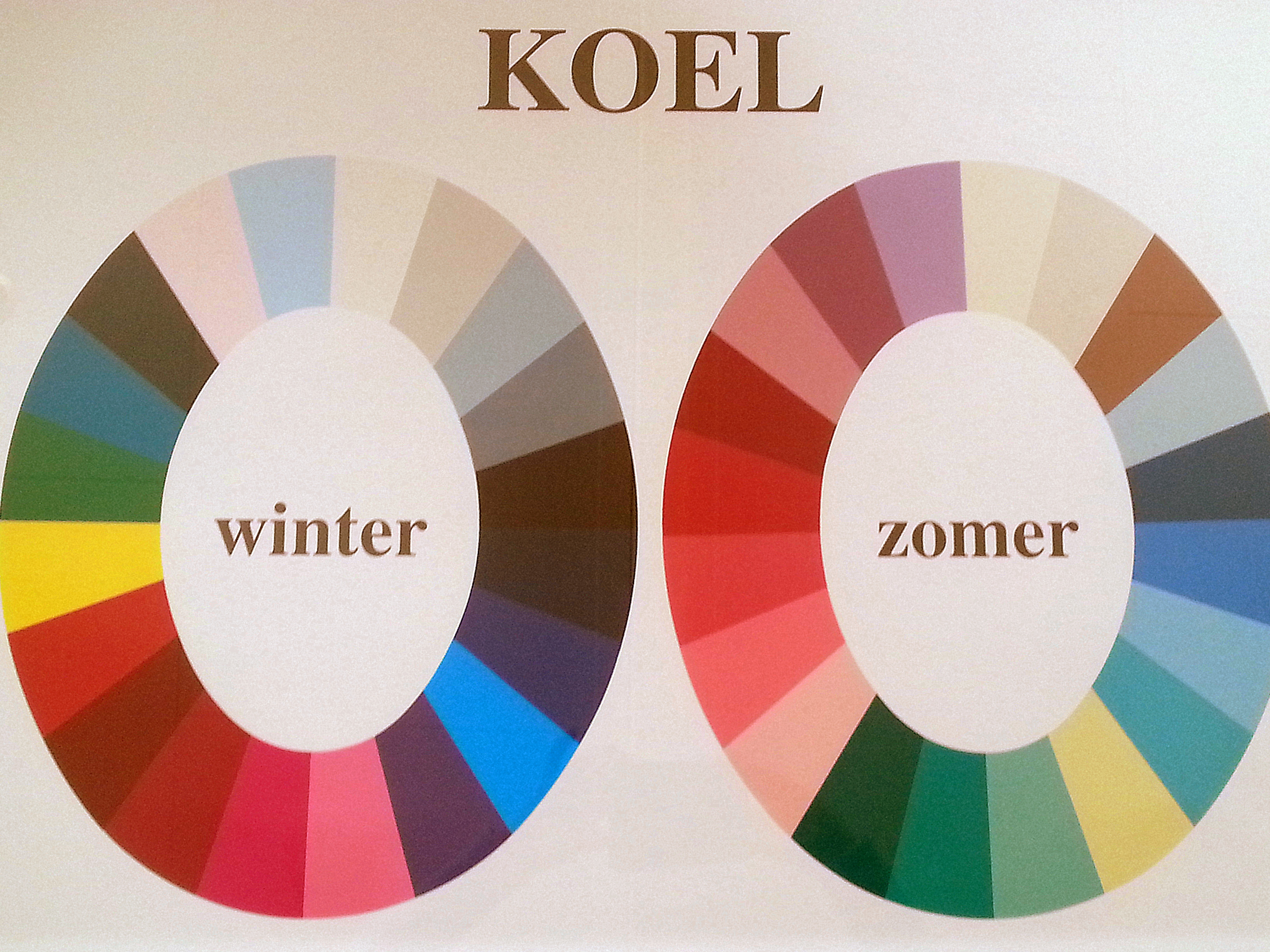 Kleuradvies 5 style - Kleur harmonie leven ...